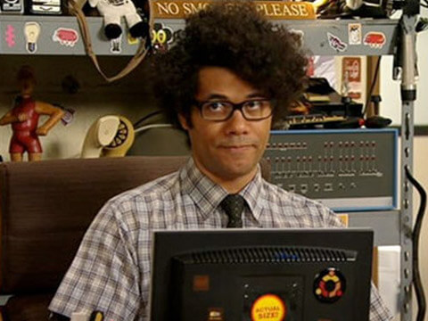 (Building for) The IT Crowd